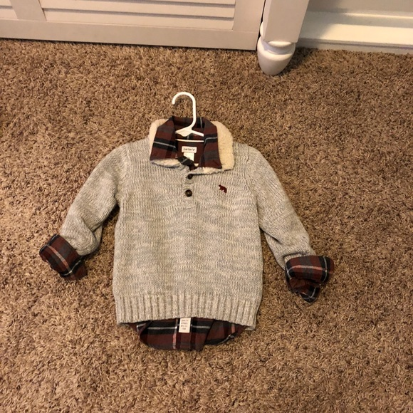 1348ba384 Carter's Shirts & Tops | Carters Toddler Boy Pullover Sweater | Poshmark